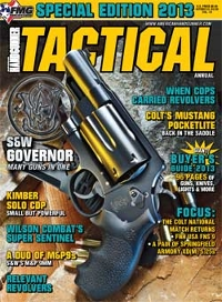 American Handgunner Tactical Special Edition 2013